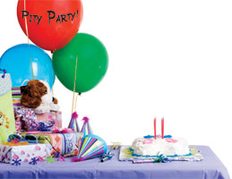 pity-party